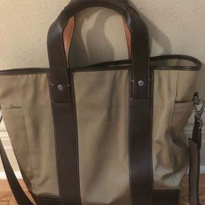 Coach nylon bag